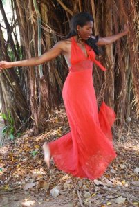 Photo shoot in Jamaica