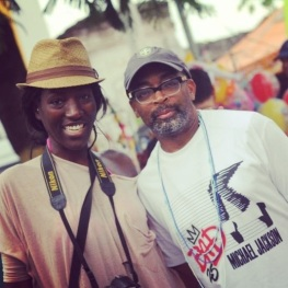 Meeting Spike Lee - Brazil