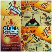Carnival da Bahia... Ouro Negro!