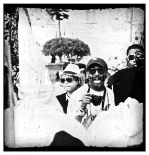 Spike Lee in Brazil