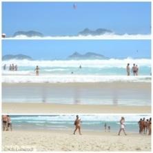Praia - rio beach