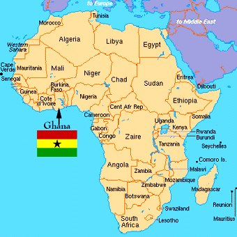 Happy Independence Day Ghana!