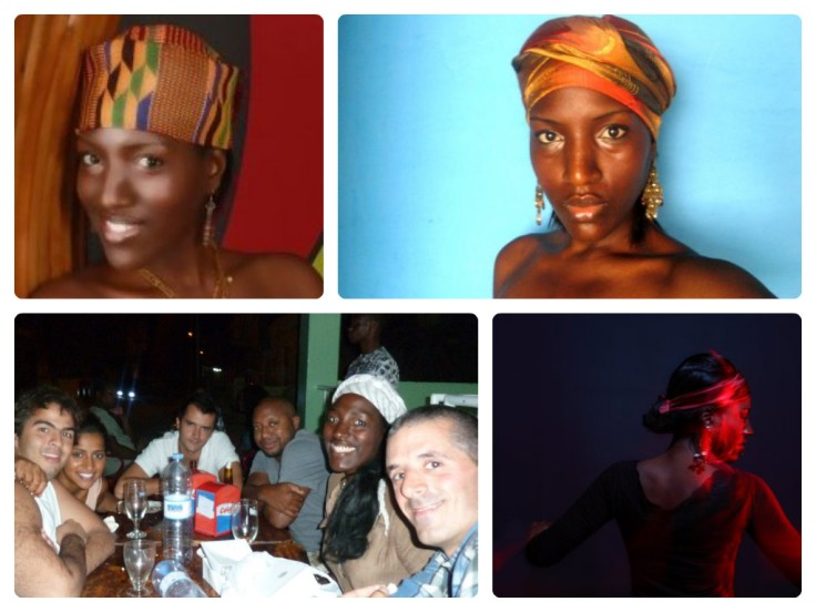Ghana, Cape Verde with friends, London photo shoot with Daniele Tamagni