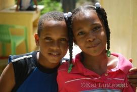 Dominican children
