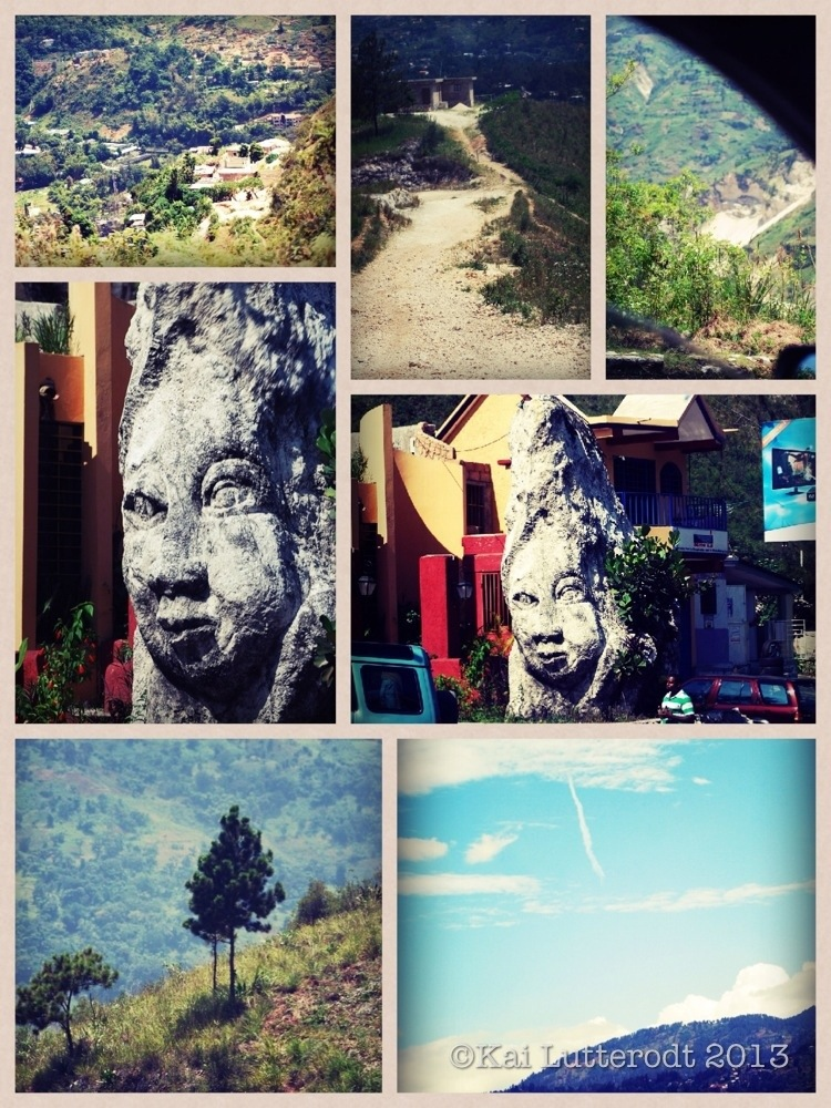 Scenes from  in and out of Port-au-Prince...