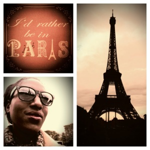 I'd rather be in ParisMy sight on the sites