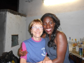 With Ester - Rodallo, Italy