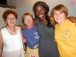 The fab woman of Rodallo - Turino