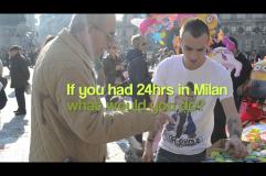 24hrs in Milan