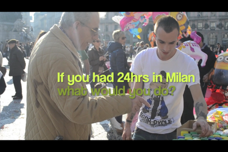 If you had 24hrs in Milan – what would you do?