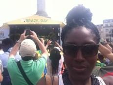 Selfie... Proof I was here