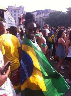 Tribute to Brazil