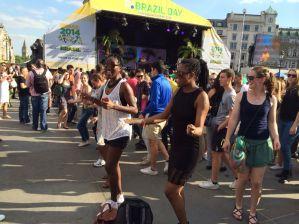 samba samba!