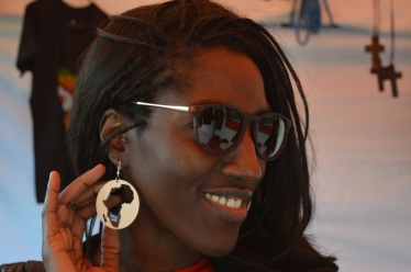 Thank you Mzansi for hooking a siStar up with these earrings!