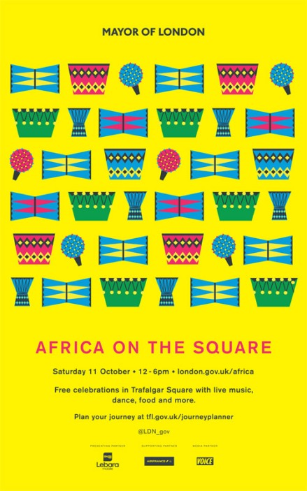 #AfricaOnTheSquare