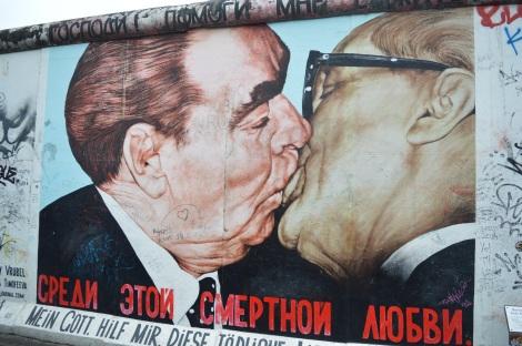 Visiting the BerlinWall