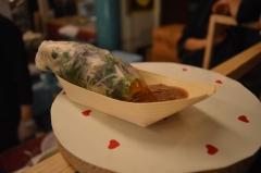 Vietnamese sommer roll