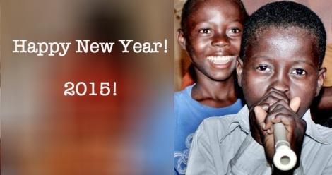 Happy New Year from the Sai Baba Centre –Haiti!