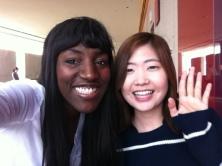 Reunited with Soo in Korea 2015