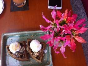 sweet treat at the Park Hyatt, Seoul