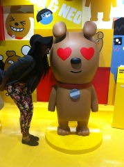Kakao and friends characters