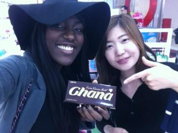 """Finding """"Ghana"""" chocolate"""