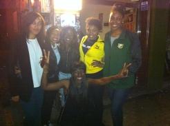 Black Girls Rock: At Brown club