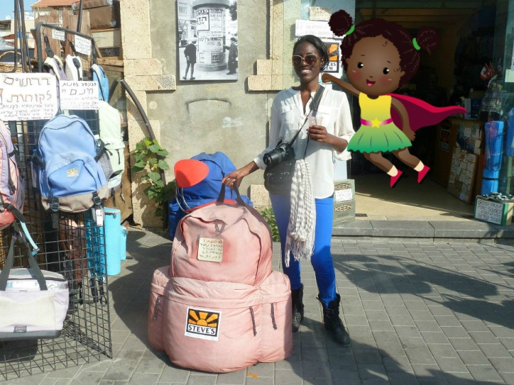 kai-backpacking-isreal-with-tmk