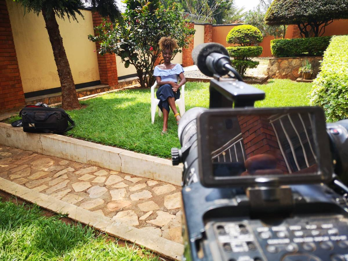 Social Media and Behind the scenes of DoGoodFilms Uganda filmassignments