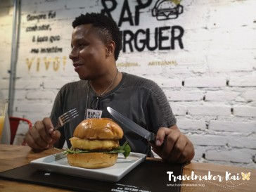 Travelmakerkai | Rap Burger