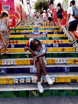 Travelmakerkai   Escadaria Selarón