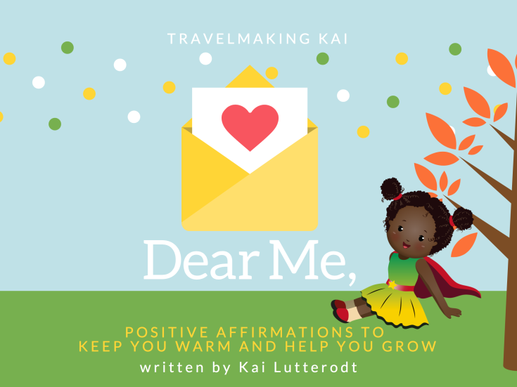 Travelmaking Kai Dear Me,