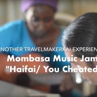"Mombasa Music Jam: ""Haifai/ You Cheated"""
