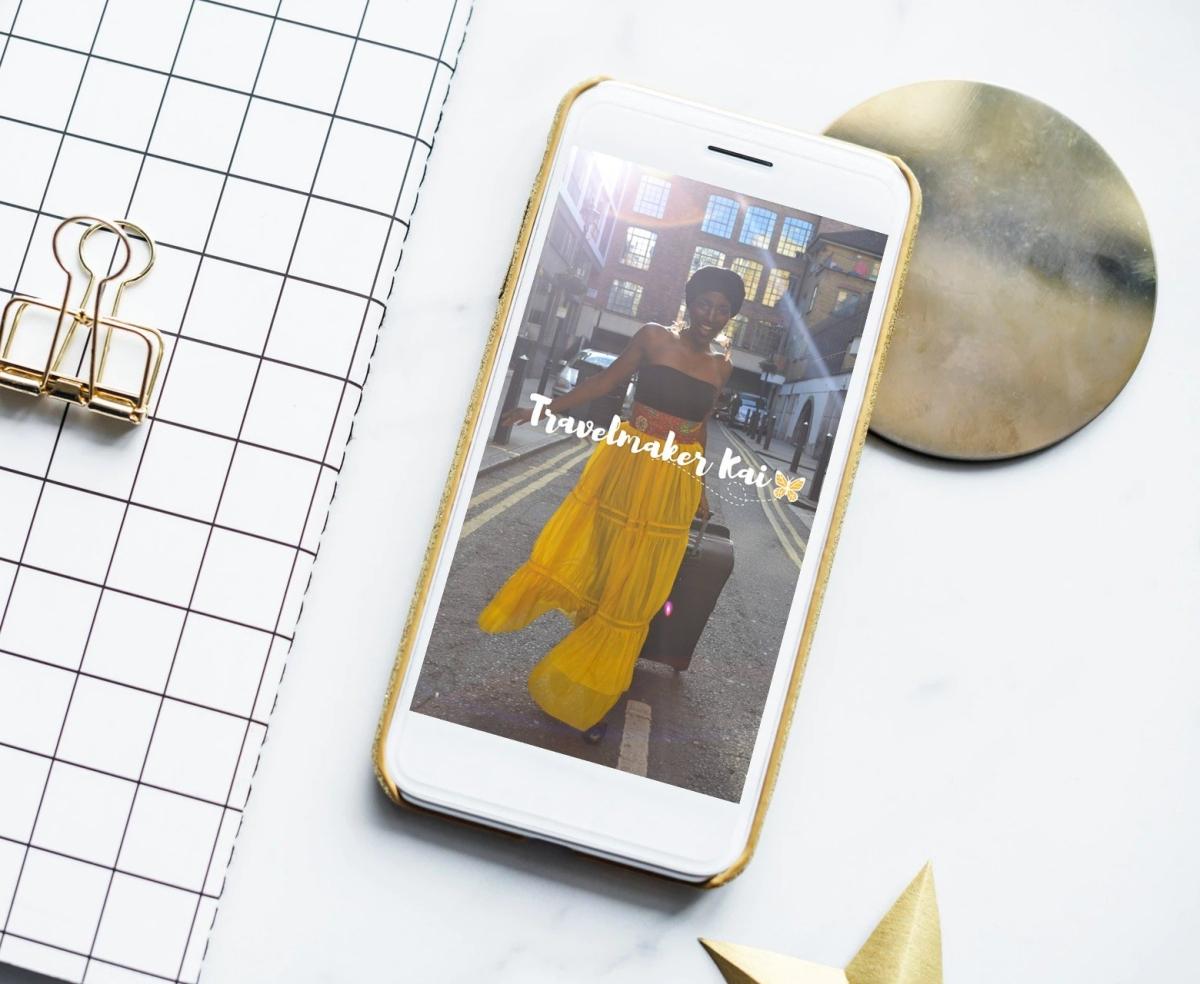 Travelmaker Kai Blog - Same Theme - Modern NEW Look!