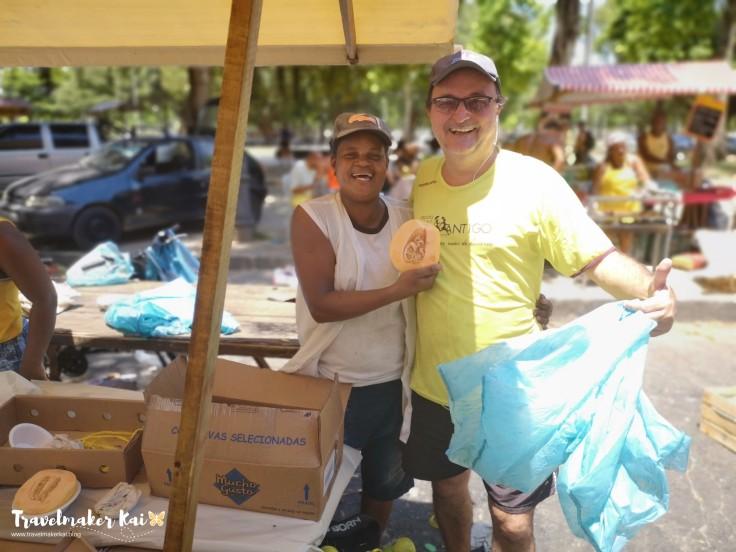 Travelmakerkai | Farmers Market Rio