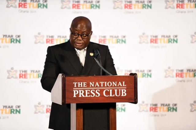 president nana afufo-addo
