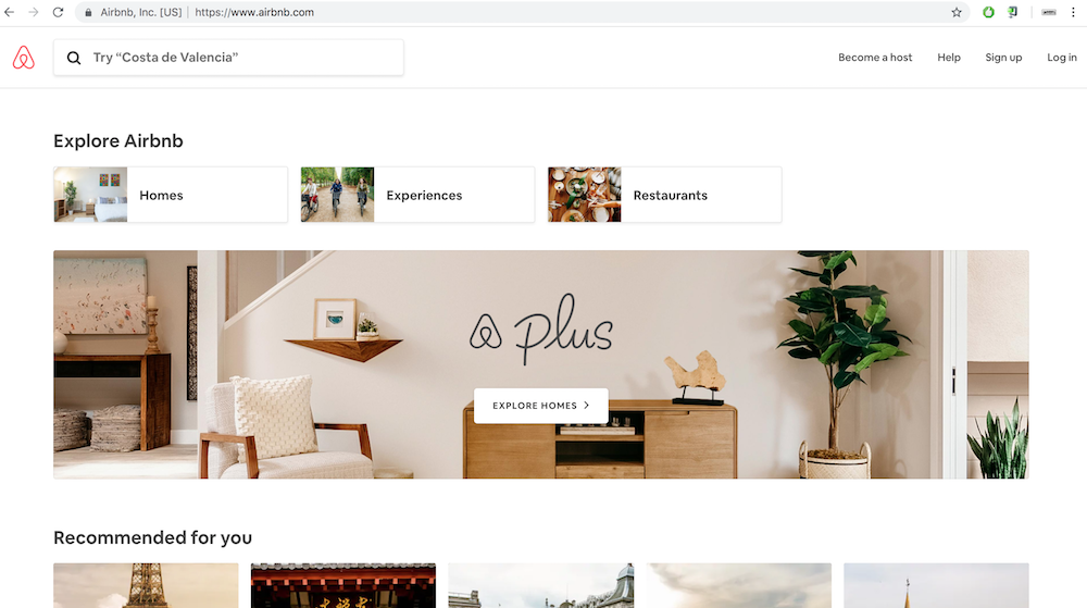 travelmakerkai | airbnb website