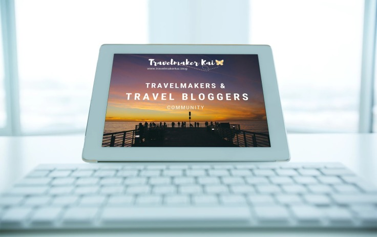 travelmakers and travelbloggers