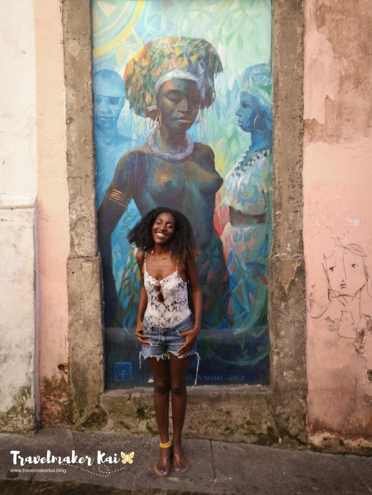 Kai in Salvador