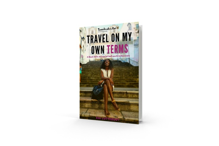 Travel on my own terms book2