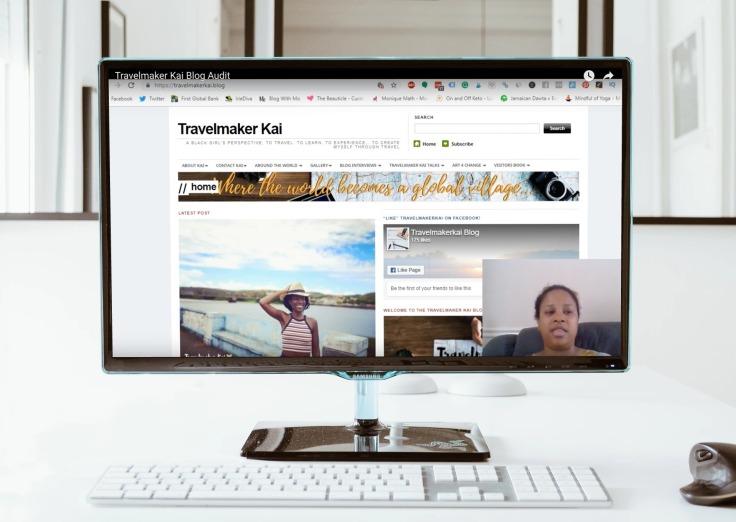 Travelmaker Kai Blog audit video