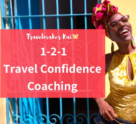 Travelmaker kai travel confidence coaching