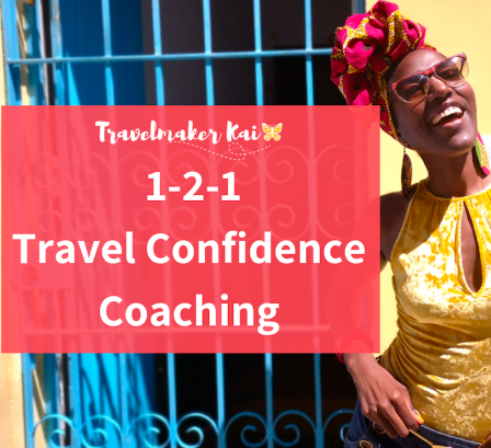 Travelmaker kai travel confidence coaching