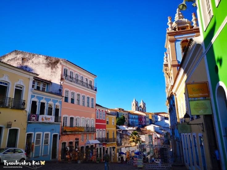 Travelmakerkai Salvador Pelourinho