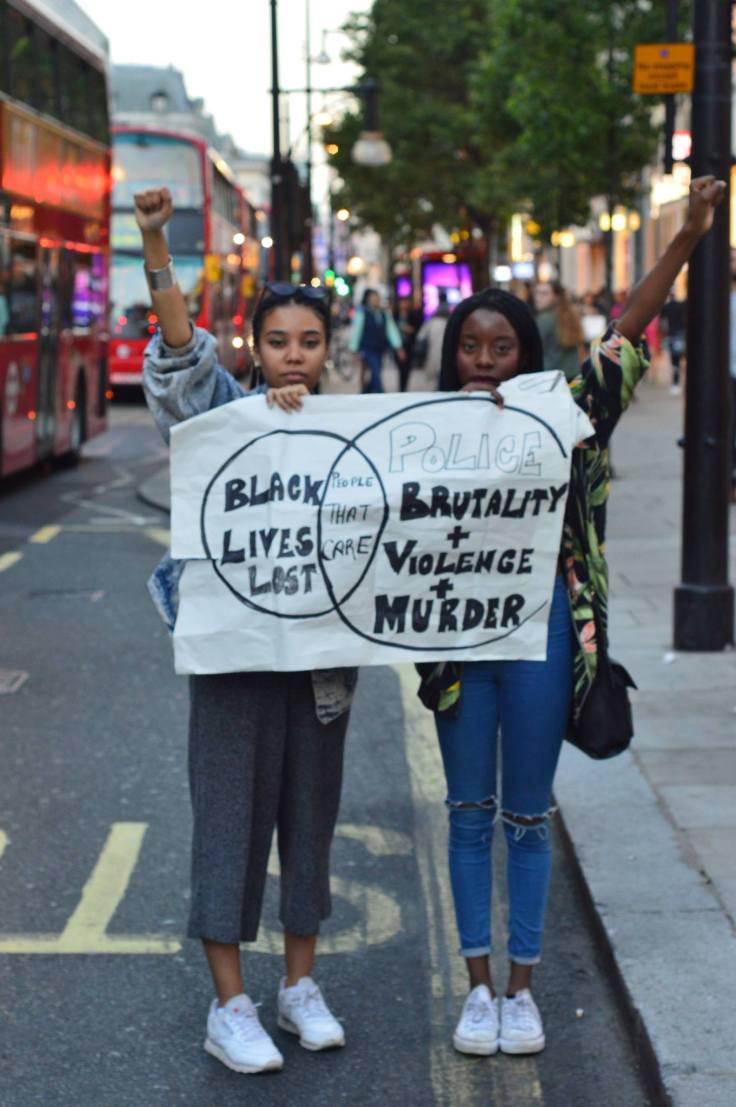 Black Lives Matters photo Kai Lutterodt